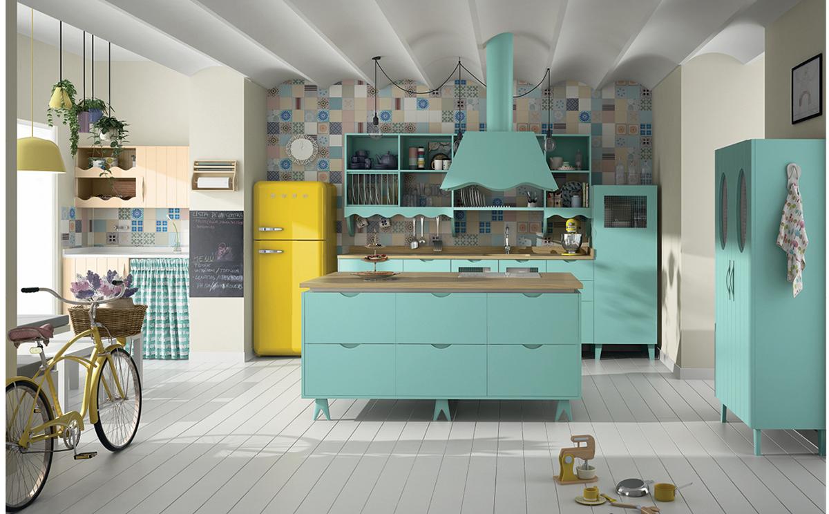 Muebles de cocina laminados davinia cocinas y decoraci n - Laminados para cocinas ...
