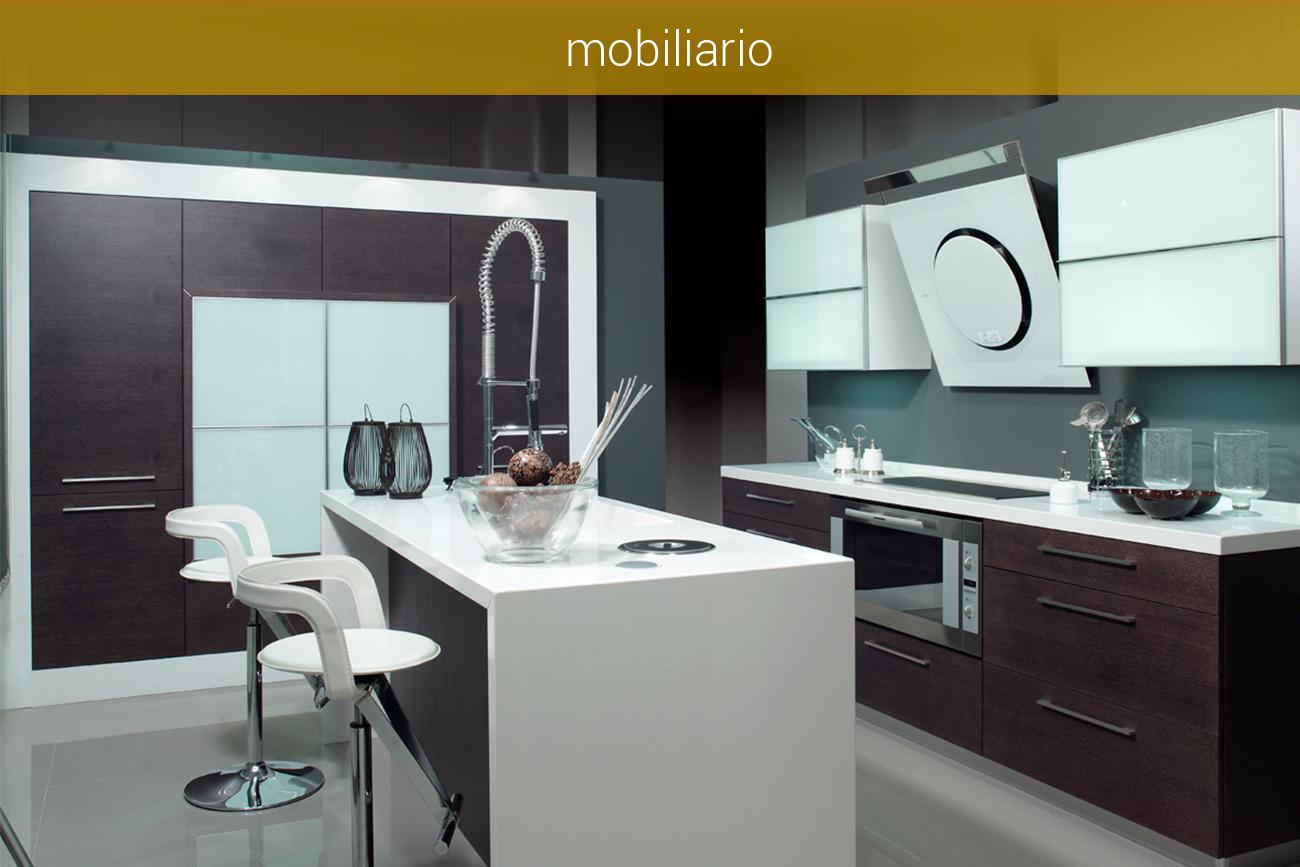 Mobiliario de cocina davinia cocinas y decoraci n for Mobiliario para cocina