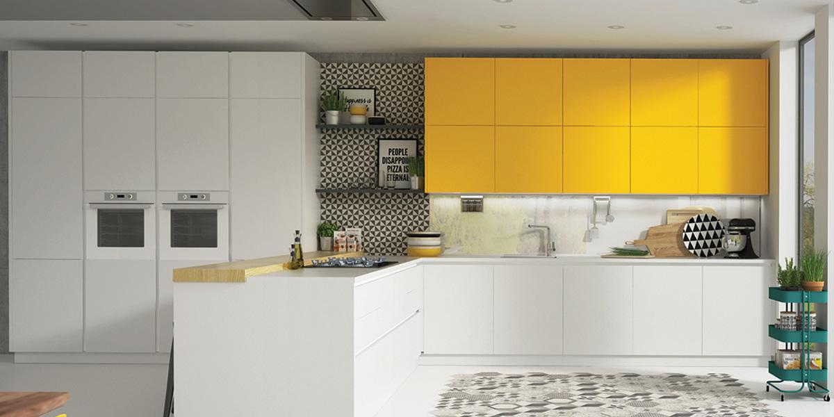 Mobiliario de Cocina Modelo Galia