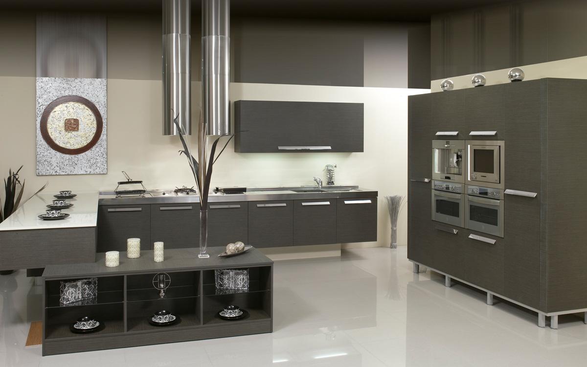 Modelo Cocina Estratificado Antihuellas Matrix