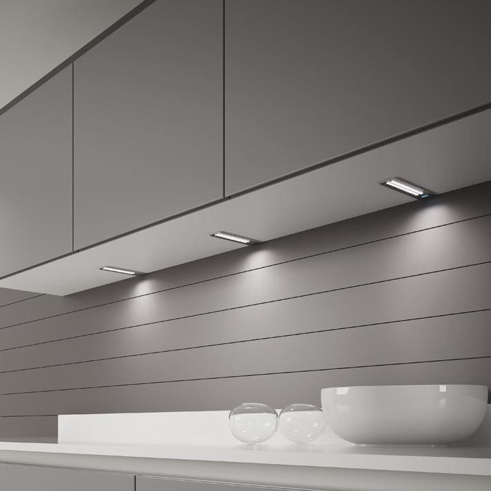 Iluminaci n davinia cocinas y decoraci n - Sistemas de iluminacion interior ...