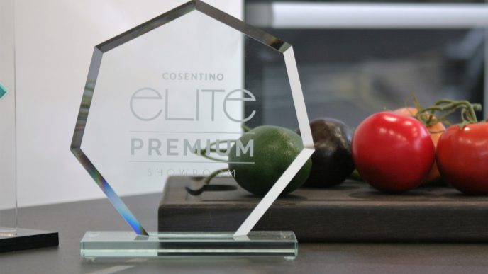 Showroom Elite Cosentino