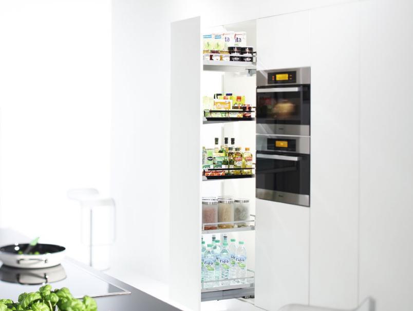 Armarios de cocina: consejos para una correcta organización