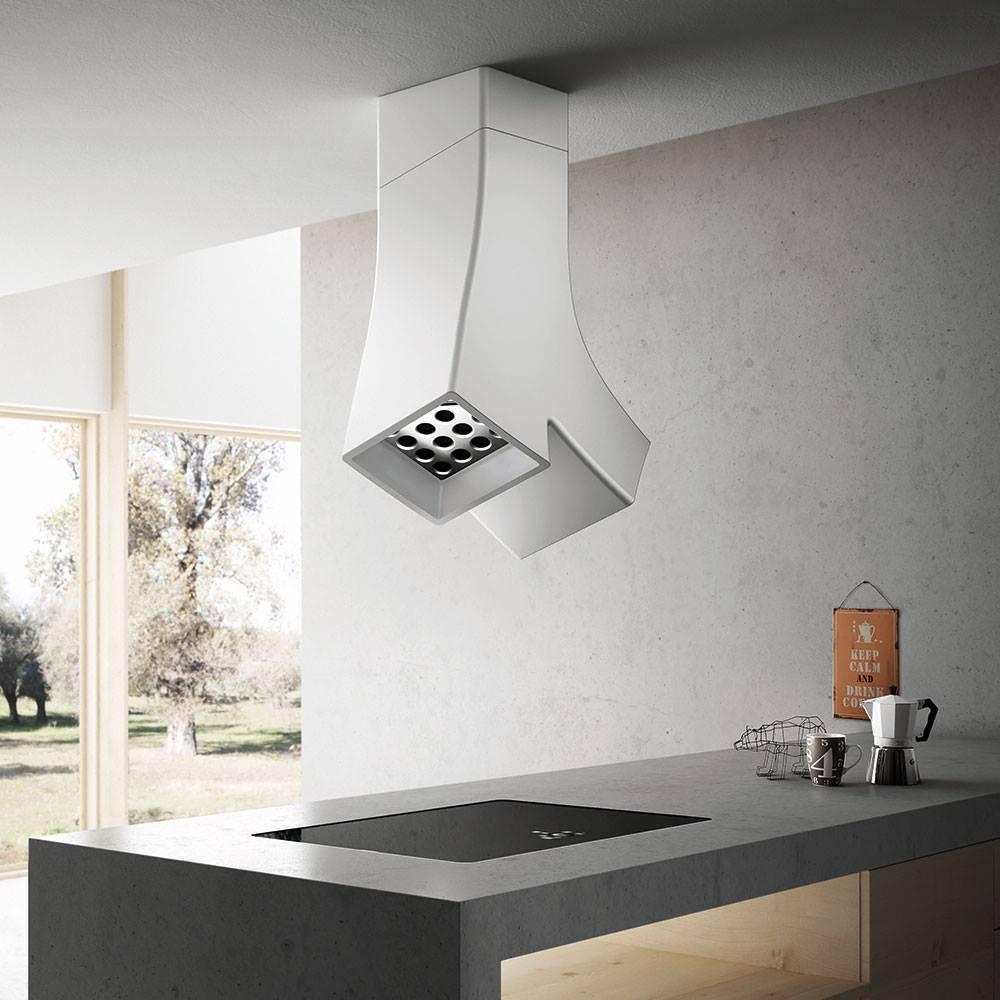 Campanas extractoras de cocina davinia cocinas y decoraci n - Campanas extractoras de cocina silenciosas ...