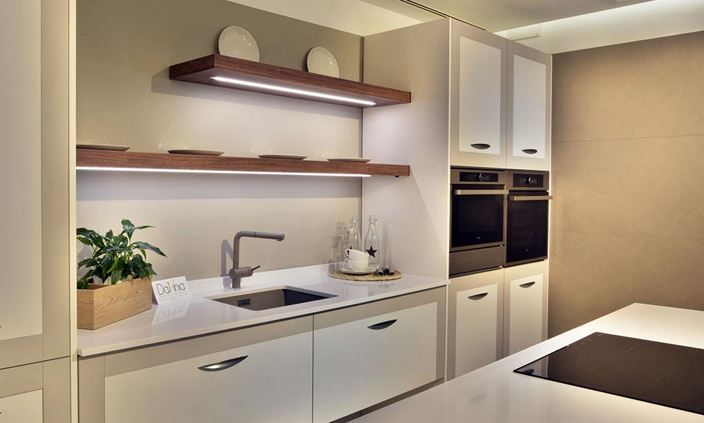 Liquidaci n cocinas de exposici n davinia cocinas y - Exposicion de cocinas modernas ...