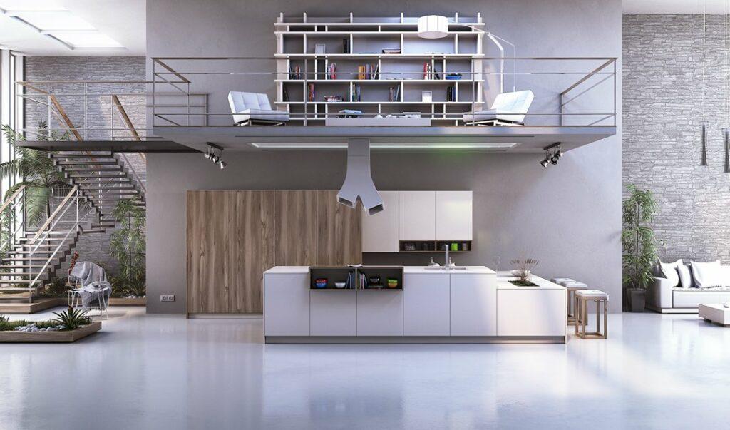 cocina modelo hispania Davinia