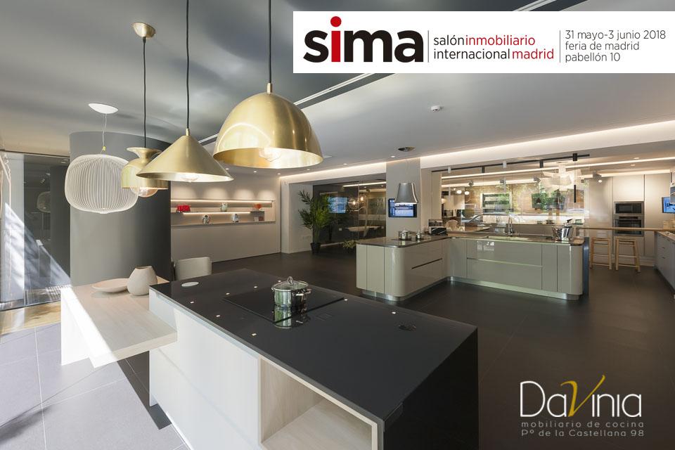 Davinia presente en el Salón inmobiliario Internacional de Madrid SIMA