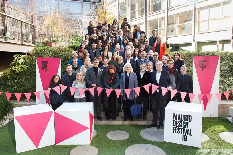 Davinia presente en Madrid Design Festival