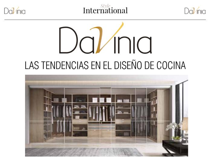 Hablamos de tendencias en la última edición de la revista Style International