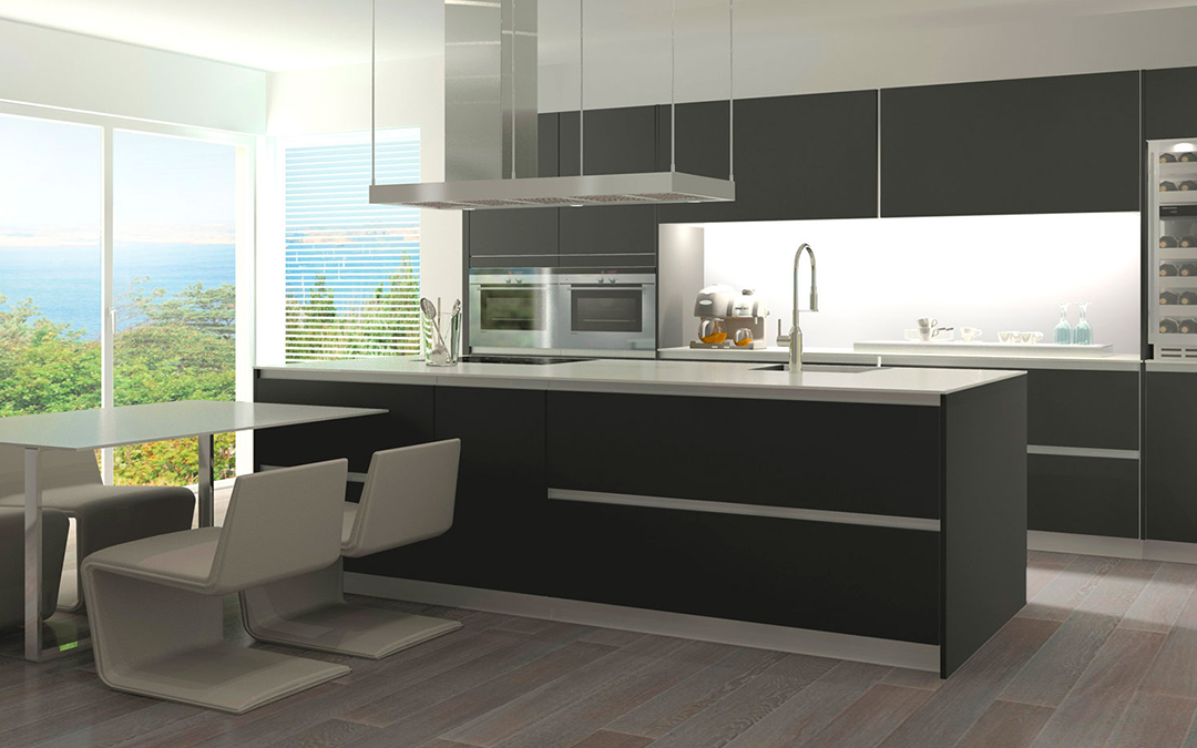 Cómo combinar los colores en la decoración de la cocina