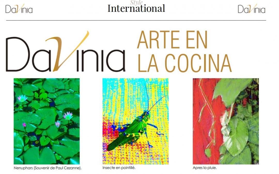 Davinia participa en Madrid Design Festival, por Style International