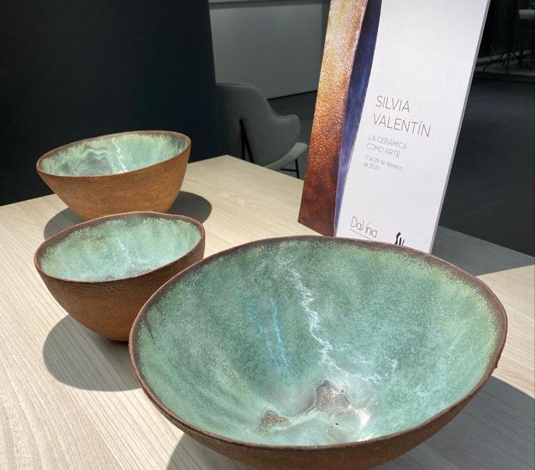 MDF 2020: exposición 'La cerámica como arte', de Silvia Valentín