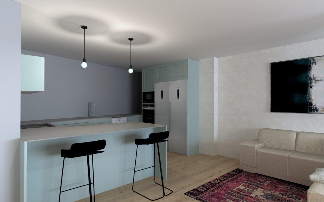 4 diseños de cocinas abiertas