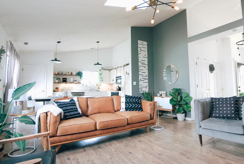 Unir cocina y salón: ¿cómo saber si se puede tirar la pared?