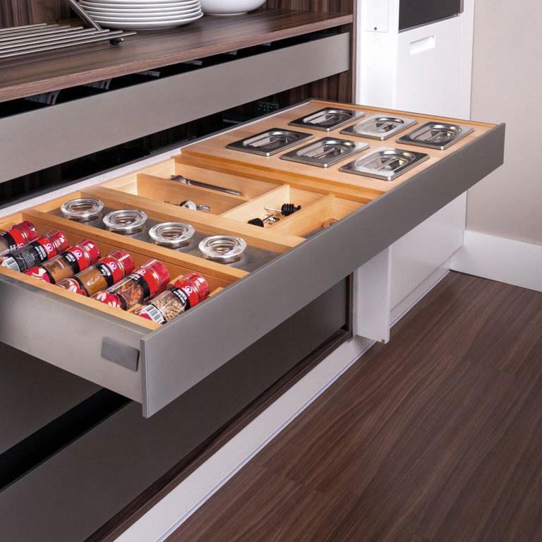 Cómo organizar la cocina y optimizar su espacio