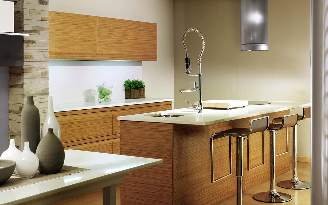 Materiales del mobiliario de cocina: ¿cuál elegir?