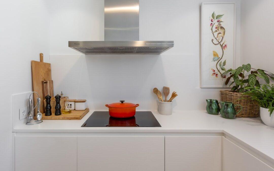 Encimeras blancas: una excelente opción para su cocina