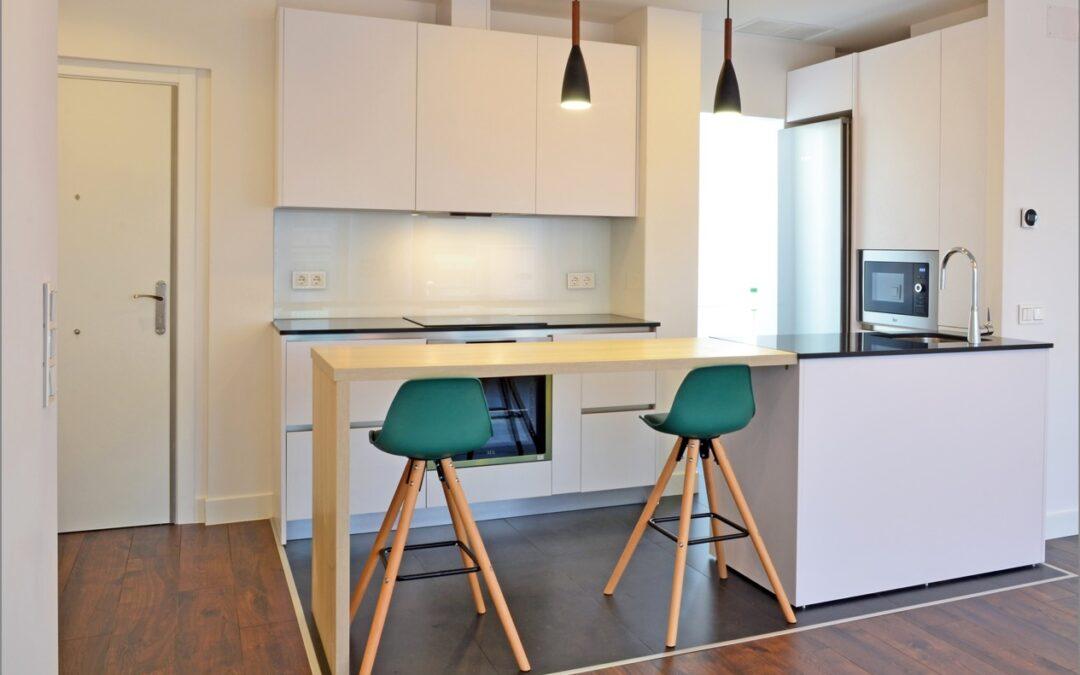 Ideas para poner una barra en la cocina