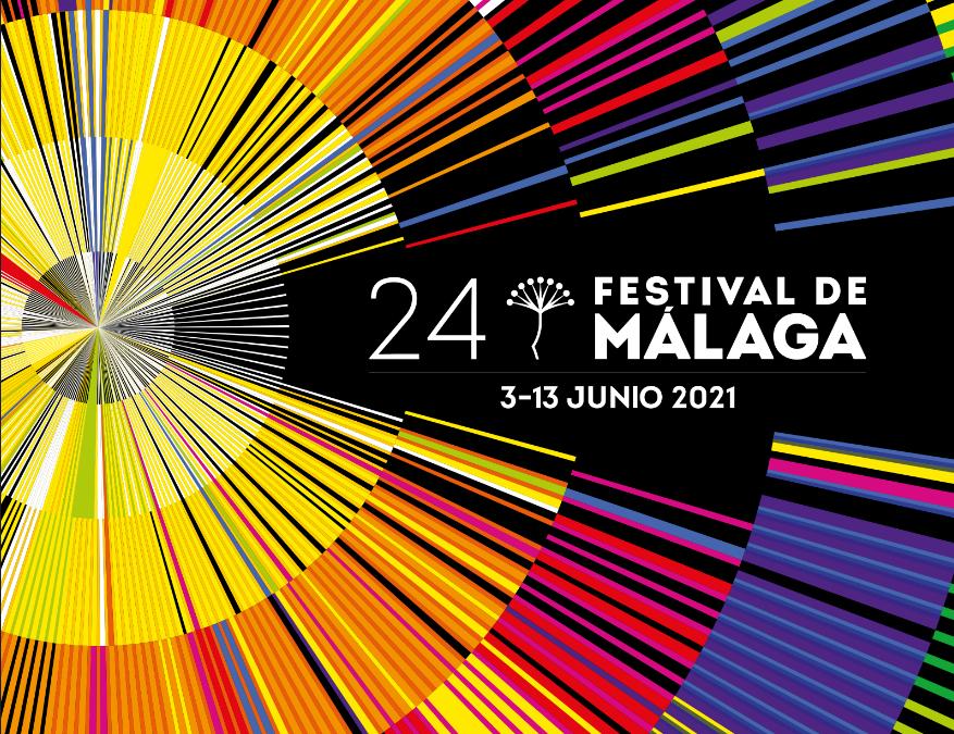 Davinia, con el Festival de Málaga